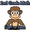 2 ° grado matematica sottrazione gioco