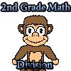 2 ° grado matematica divisione gioco
