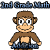 2nd grade Math aggiunta gioco