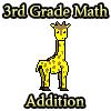 3rd grade Math aggiunta gioco