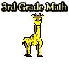 Matematica per la classe 3 ° gioco