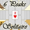 6 peaks Solitaire gioco