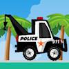 911 polizia camion gioco