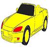 Incredibile colorazione veloce auto gioco
