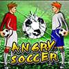 Calcio arrabbiato gioco