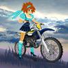 Motocross di anime gioco