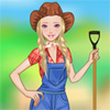 Farm di Barbie Girl gioco