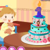 Babys primo torta gioco