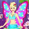 Barbie Fairy Dress Up gioco