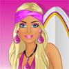 Barbie va surf gioco