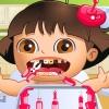 Problemi di Lora dente di bambino gioco