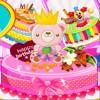 Torta di compleanno sfida gioco