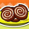 Brownie gelato arachidi Roll gioco