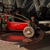Buggy auto da corsa gioco