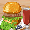 Burger Time gioco