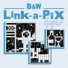 B W Link-a-Pix luce Vol 1 gioco