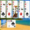Spiaggia caraibica Solitaire gioco