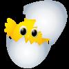 Tratteggio di pollo gioco
