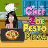 Zoe di chef - Pesto Pizza gioco
