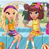 Chic School Girls Dressup gioco