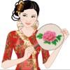 Bellezza cinese Cheongsam gioco