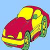 Colorazione di stile concept car gioco