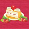 Cucina torta di frutta gioco