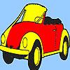 Colorazione migliore concept car futuro gioco