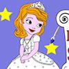 Colorare principessa Sofia gioco