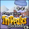 Crystal TriPeaks Solitaire gioco