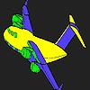Colorare aerei Custom gioco