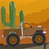 Gara di camion del deserto gioco