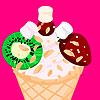 Decorare il gelato gioco