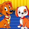Centro di cura di cani gioco
