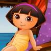Dora presso la Spa gioco