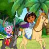 Viaggio di Dora puzzle gioco
