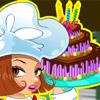 Godetevi la vostra torta di amore gioco