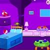 Puzzle del bambino in camera di fuga gioco