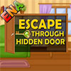 Fuga attraverso la porta nascosta gioco
