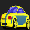 Fast ruled car coloring gioco