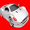 Argento auto più veloce colorazione gioco
