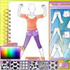Fashion Studio - attrezzatura di Sport gioco