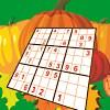 Autunno tempo Sudoku gioco
