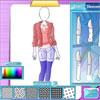 Fashion Studio - attrezzatura di inverno gioco