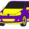 Colorazione auto veloce fiamma gioco