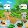 Feed The Baby Elephants gioco