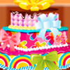 Five Layers Cake gioco