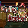 Trovare il cestino di Pasqua gioco