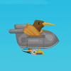 Kiwi di volo gioco