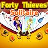 Quaranta ladroni solitario gioco